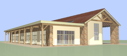 Proposed new church building